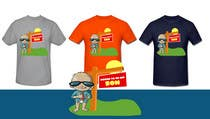 Graphic Design Entri Peraduan #177 for T-shirt Design for Razors and Diapers