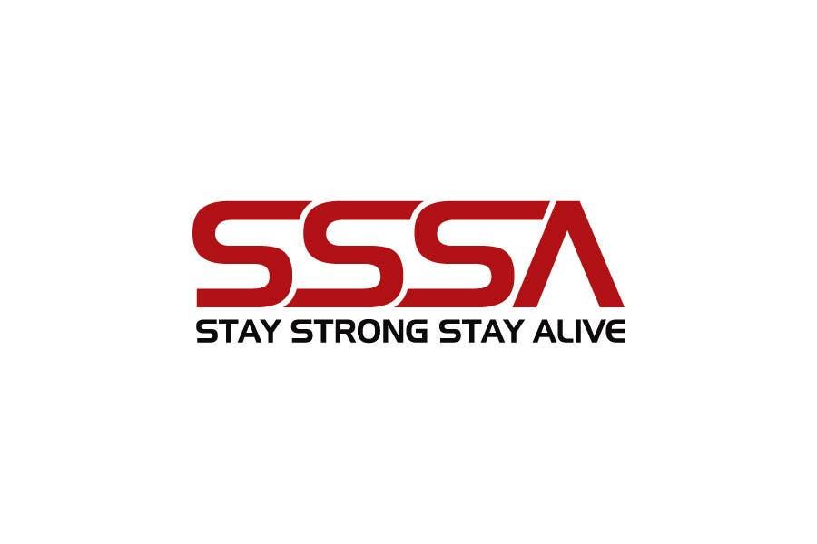 "Bài tham dự cuộc thi #82 cho Design a Logo for ""Stay Strong Stay Alive""!"