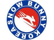 Graphic Design Entri Peraduan #2 for Design a Logo for Snow Bunny Korea