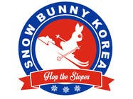 Graphic Design Entri Peraduan #24 for Design a Logo for Snow Bunny Korea
