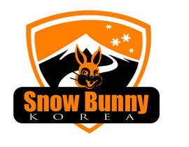 #5 for Design a Logo for Snow Bunny Korea by harmonyinfotech