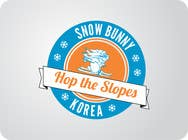 Graphic Design Entri Peraduan #18 for Design a Logo for Snow Bunny Korea