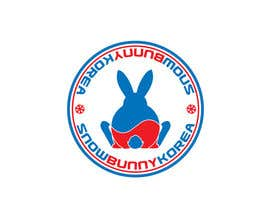 #33 for Design a Logo for Snow Bunny Korea by eggraphic