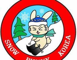 hanifamirhamzah tarafından Design a Logo for Snow Bunny Korea için no 23