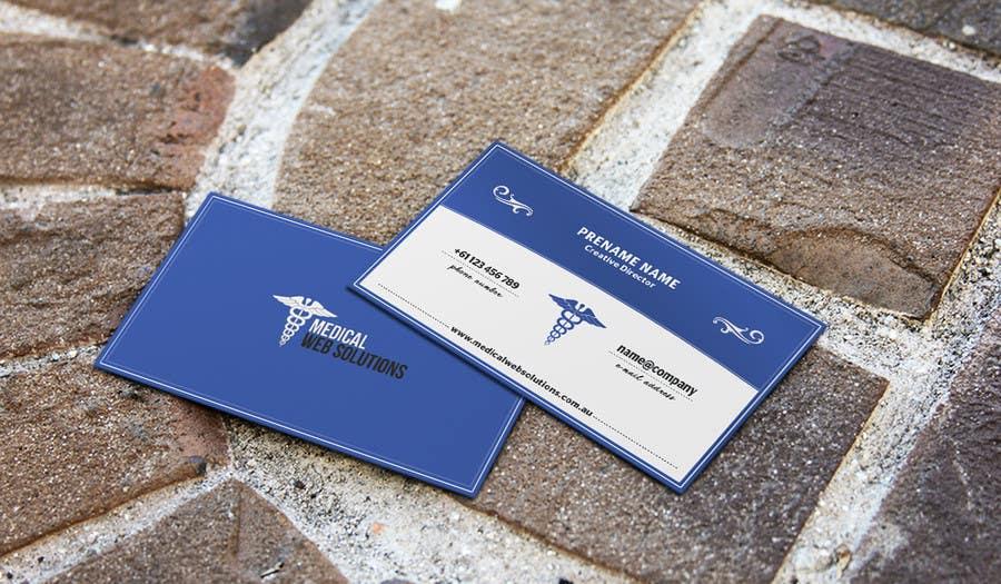 Penyertaan Peraduan #70 untuk Design some Business Cards for our Web Company