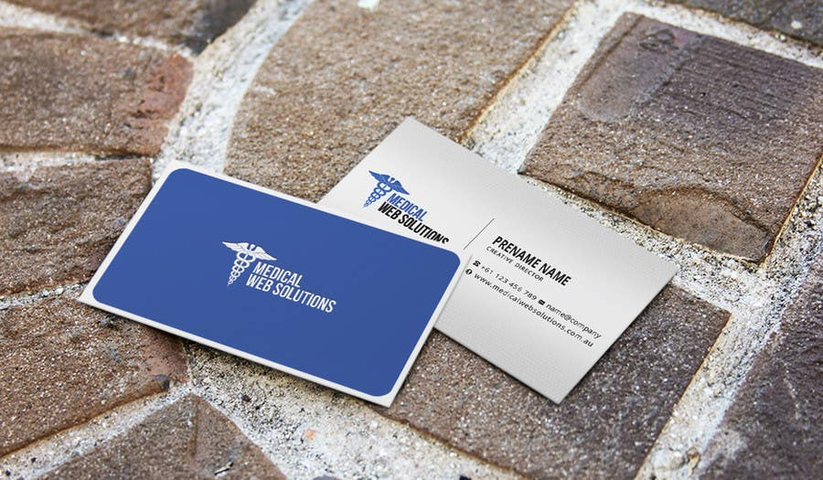 Penyertaan Peraduan #71 untuk Design some Business Cards for our Web Company