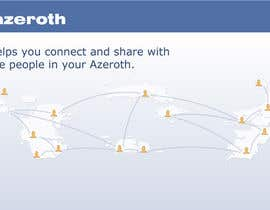 vollbrecht tarafından Recreate a map of Azeroth (image included) to appear like Facebook's image (image included) için no 5