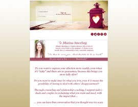#9 for Design a Website Mockup for Shameless Heart Coaching by Endre045