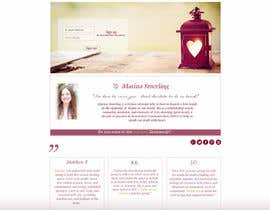 #10 cho Design a Website Mockup for Shameless Heart Coaching bởi Endre045
