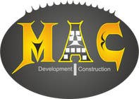 Design a Logo for MAC DEVELOPMENT & CONSTRUCTION (MAC-DC) için Graphic Design158 No.lu Yarışma Girdisi