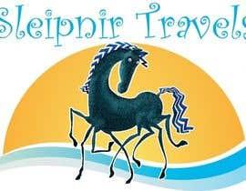 Nro 14 kilpailuun Sleipnir Travels - Logo käyttäjältä samanna
