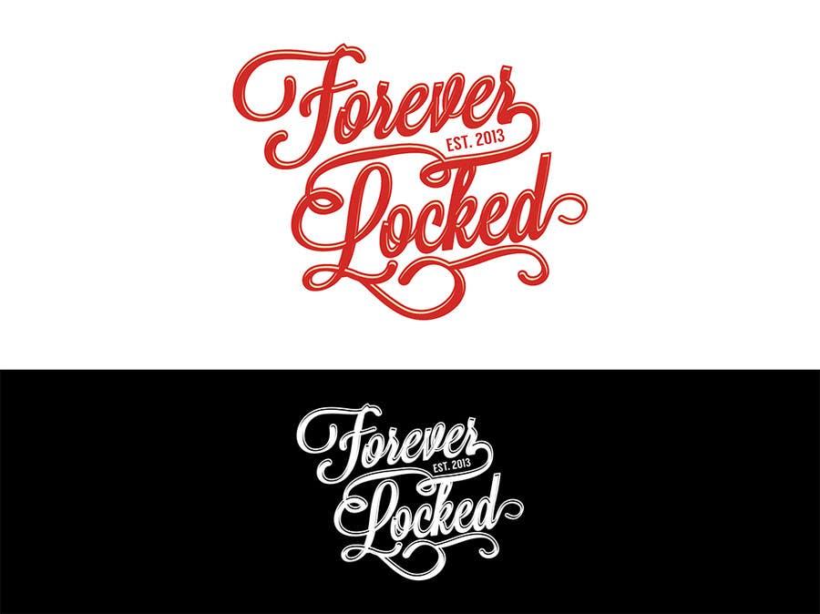 Penyertaan Peraduan #65 untuk Design a Logo for my business Forever Locked