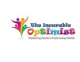 #145 for Logo Design Challange for The Incurable Optimist by danumdata