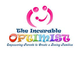 nº 108 pour Logo Design Challange for The Incurable Optimist par RBM777
