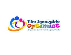 #65 pentru Logo Design Challange for The Incurable Optimist de către RBM777