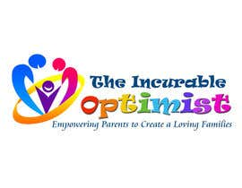 nº 71 pour Logo Design Challange for The Incurable Optimist par RBM777