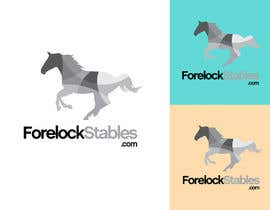 #92 for Design a Logo for ForelockStables.com by carlosbatt