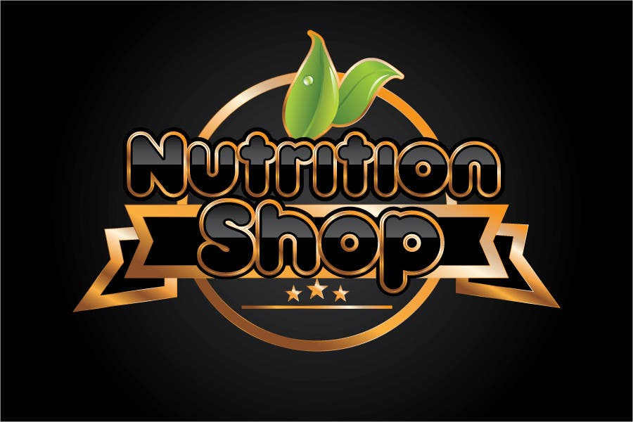 #72 for Design a Logo for Nutrition Shop by dannnnny85