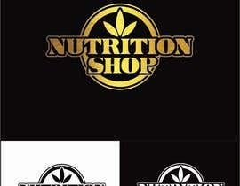 #78 for Design a Logo for Nutrition Shop by chenjingfu