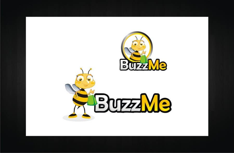 Proposition n°107 du concours Logo Design for BuzzMe.hk an online site for buy and sell of services.