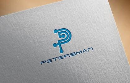 "Milon077 tarafından I need a logo designed. Based on name ""Petersman"" -- 1 için no 101"