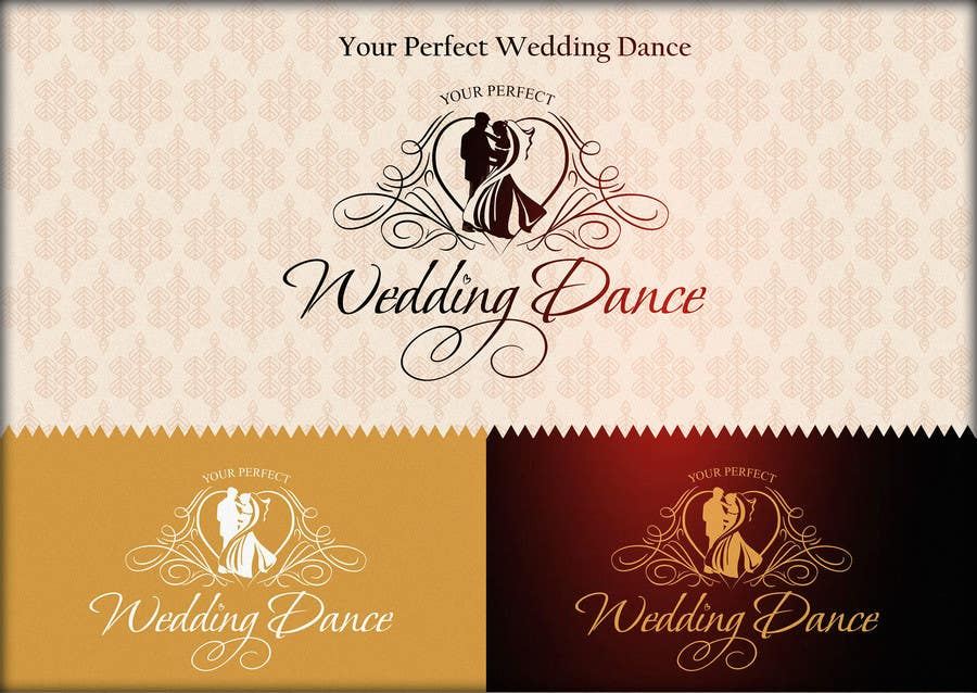 #32 for Design a Logo for Your Perfect Wedding Dance by roman230005