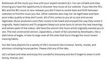 Contest Entry #10 for Write About Us page for a music video website