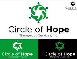 #283 untuk Design a Logo for Circle Of Hope Therapeutic Services, Inc. oleh moro2707