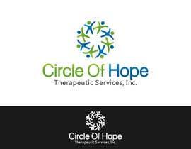 #272 untuk Design a Logo for Circle Of Hope Therapeutic Services, Inc. oleh MonamiSoft