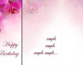 toririn tarafından Female Greeting Cards için no 19