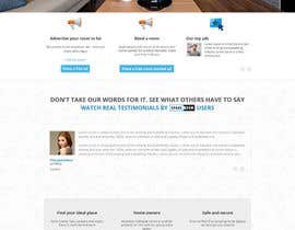 #4 para finalize a website home page design from mockup por tania06