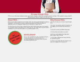 nº 9 pour Home Page Design par mishok123