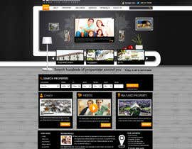 nº 11 pour Joomla website for House or Property selling par MagicalDesigner