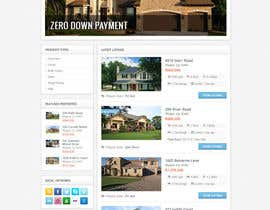 nº 8 pour Joomla website for House or Property selling par projoomexperts