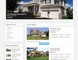 nº 21 pour Joomla website for House or Property selling par Meccax