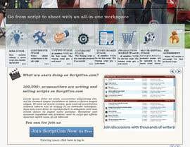 #66 for Design a Website Mockup by nupurghosh2