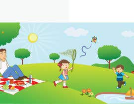 #14 for Illustration Design for Bambino Brands Facebook Timeline af agungmalang