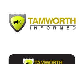 #34 for tweak / finish/ improve a Logo for Tamworth Informed - news blog af ixanhermogino