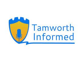 #25 untuk tweak / finish/ improve a Logo for Tamworth Informed - news blog oleh arthur142