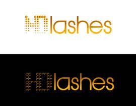 nº 279 pour Design a Logo for HDlashes or (hdlashes, HD-lashes, hd lashes, hdlashes.com) par Debasish5555