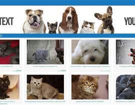 Nro 9 kilpailuun Top on the website of animals käyttäjältä Leugim83