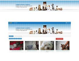 Nro 15 kilpailuun Top on the website of animals käyttäjältä dsquarestudio