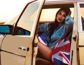 Nro 7 kilpailuun Photoshop just 1 image for $50 - change US flag to UK flag -- 2 käyttäjältä sobhynarouz
