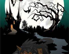 naythontio tarafından Design a cover page for werewolf fantasy ebook için no 6