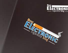 nº 95 pour Design a Logo for An Electronic Cigarette Blog par mmhbd