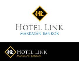 #94 para Design a Logo for Hotel Link Bangkok por billahdesign