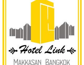 #32 for Design a Logo for Hotel Link Bangkok af elita92