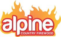 Graphic Design Entri Kontes #43 untuk Logo Design for Alpine Country Firewood