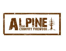 #24 para Logo Design for Alpine Country Firewood por GlenTimms
