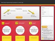 Proposition n° 10 du concours Graphic Design pour Design a Landing Page + Form